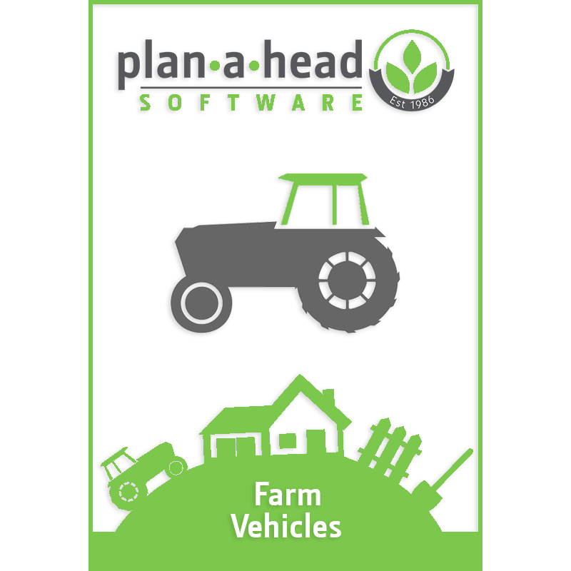 Plan-A-Head Farm Vehicle Software