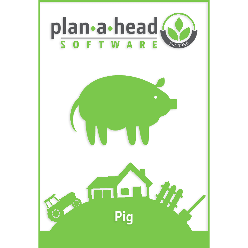 Plan-A-Head Pig Software