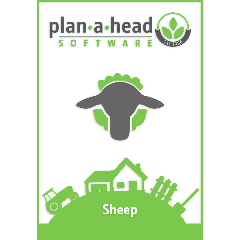 Plan-A-Head Sheep Software