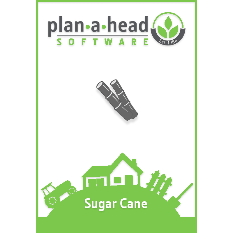 Plan-A-Head Sugar Cane Software