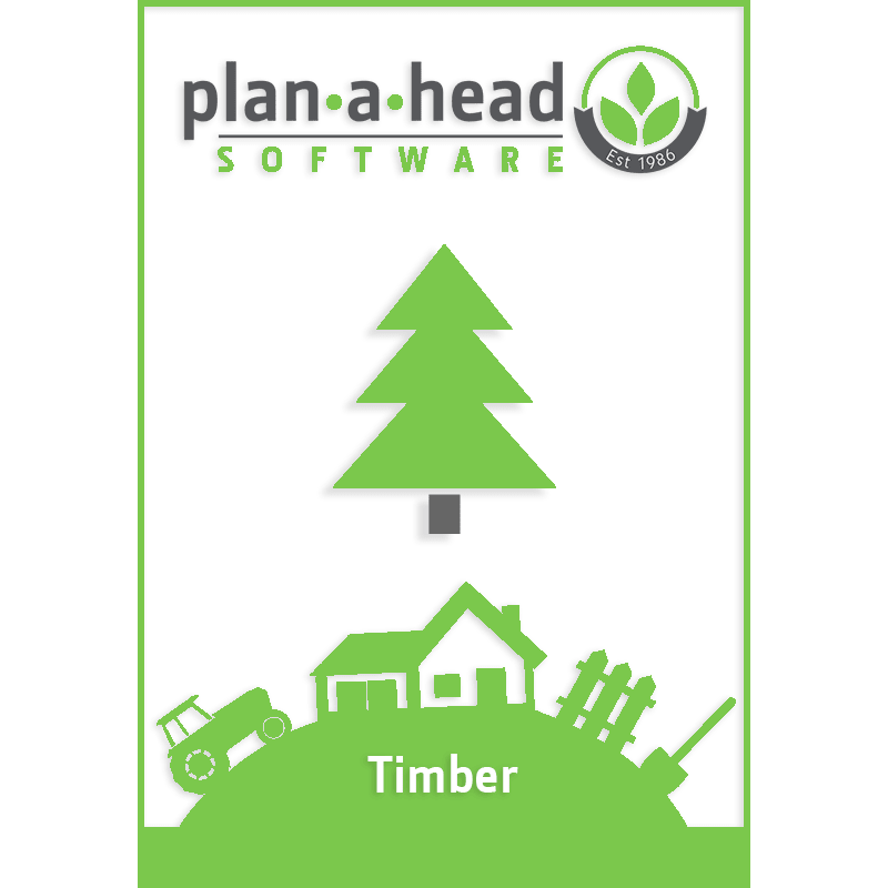 Plan-A-Head Timber Software